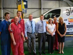Glews launch new MOT Test Centre