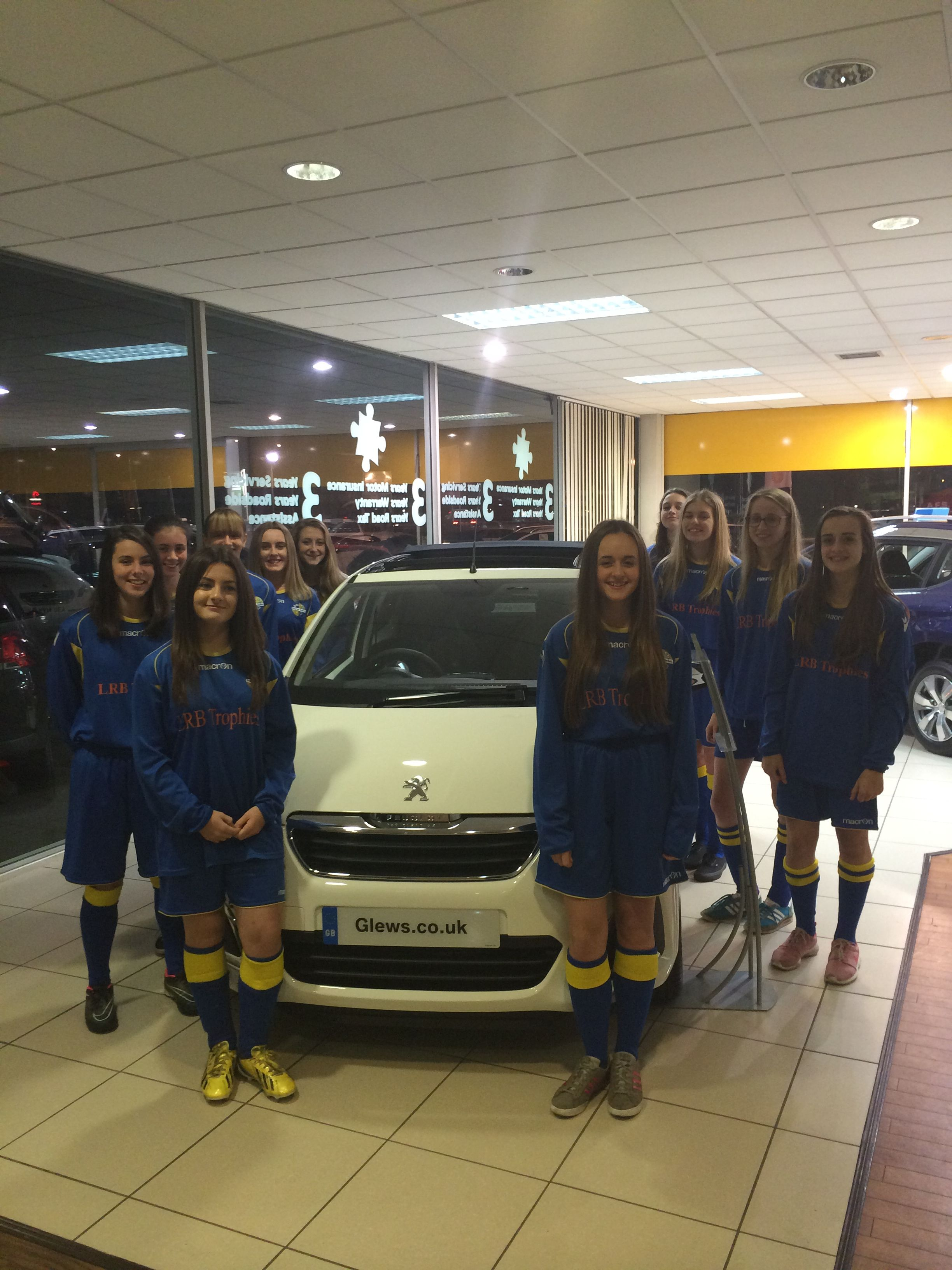 Glews helps Brayton Belles get to Wembley