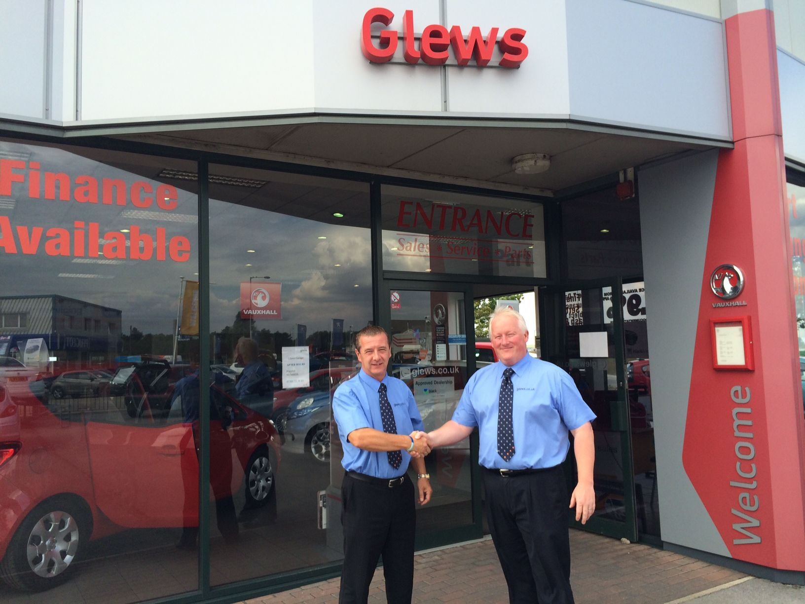 Glews Garage Appoints New Sales Manager