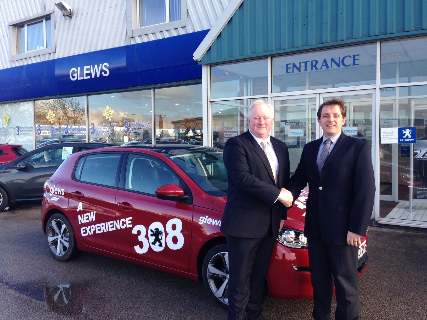 A new Dealer Principle for Glews Garage