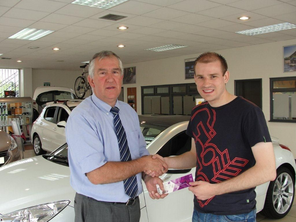 The Peugeot 208 shines at Glews