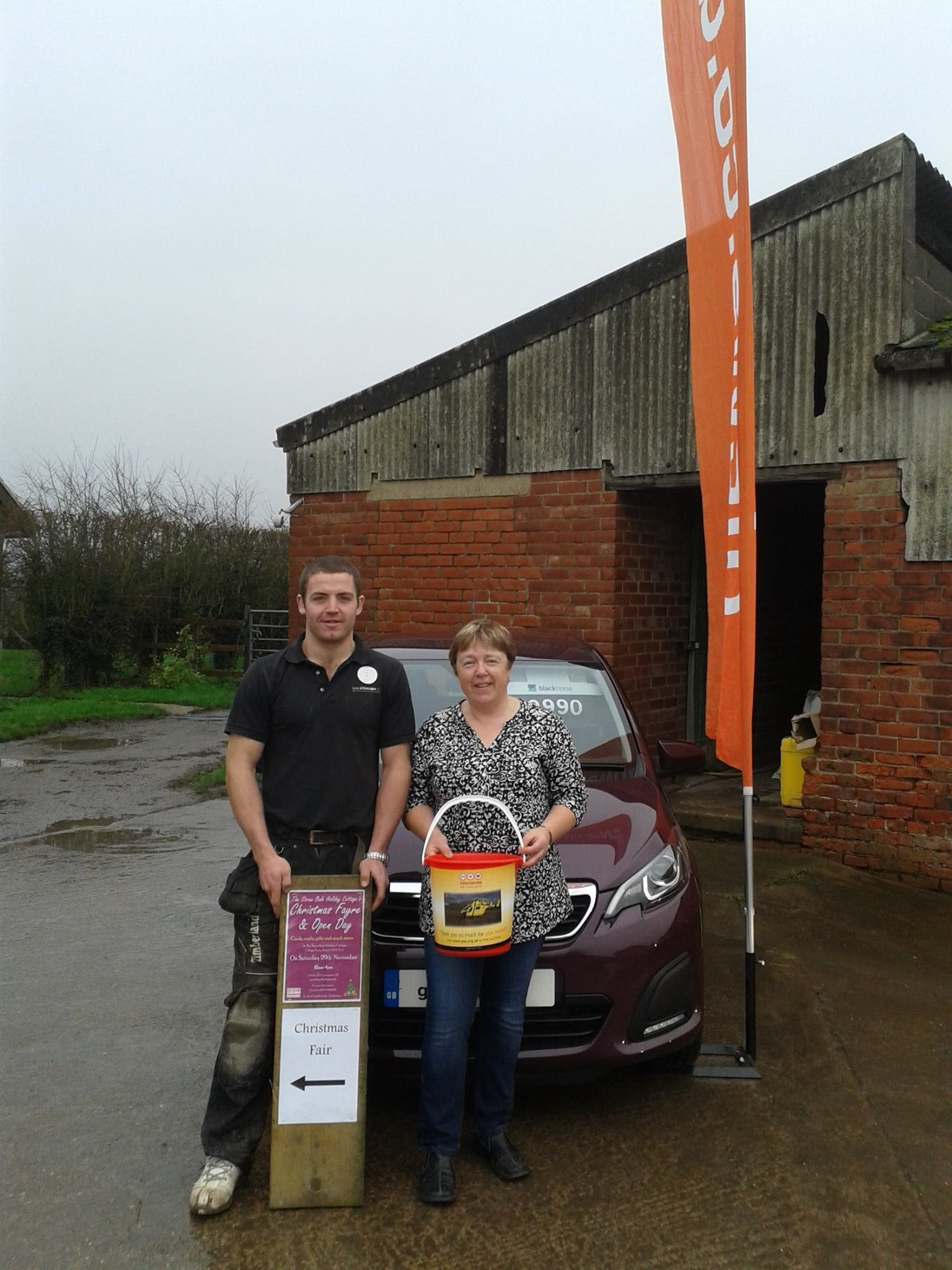 Glews Supports Yorkshire Air Ambulance