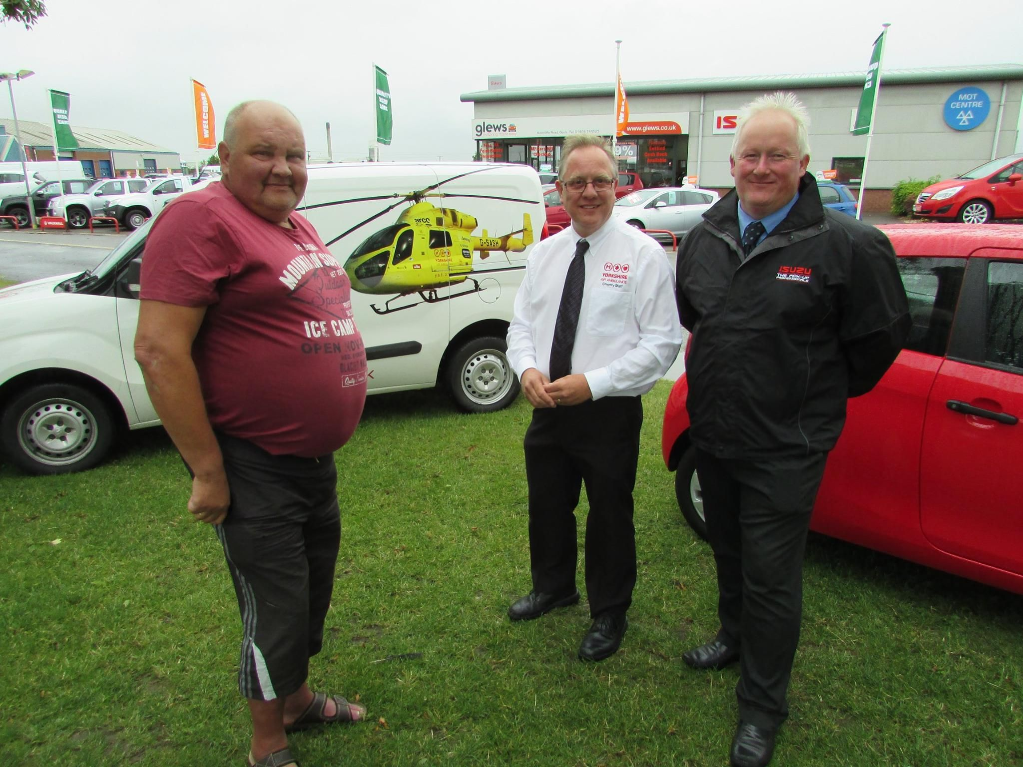 Goole resident wins Car for £1