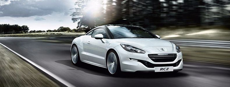 glews new peugeot rcz