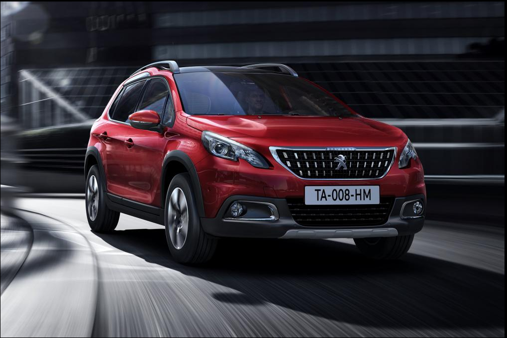 Test drive the New Peugeot 2008